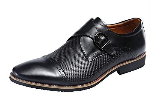 Men Genuine Leather Shoe Slip-on Leather Lining Oxford Dress Shoes