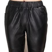 Humiture Genuine sheepskin Leather Trouser for Women 5532
