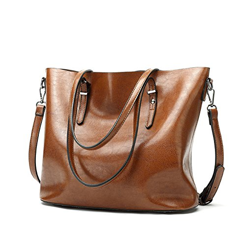 Abshoo Women Soft Leather Handbags Tote Bags