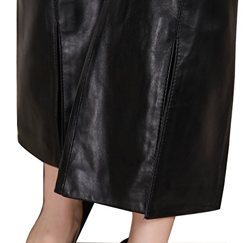 Genuine sheepskin Leather Trousersfor Women ,Genuien Leather Pants5534