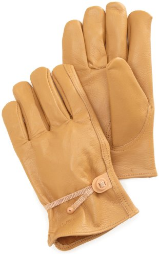 Carhartt Men's Full Grain Leather Driver Work Glove