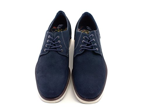Mens suede casual shoes Imported genuine leather