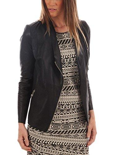 Silversoft Women's Lambskin Leather Jacket