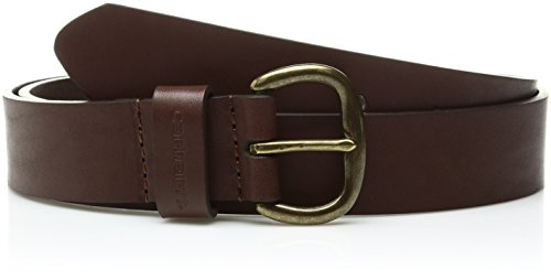 Carhartt Women's Jean Brown Leather Belt